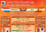 2010 FIFA World Cup South Africa finals