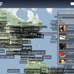 5 Terrific Twitter Mapping Tools