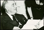 The National Archives has acquired 5,000 pages of  President Franklin D. Roosevelt's documents, including a  personal letter from a former mistress. The documents have never been available to scholars or the general public before.