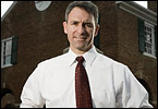 At 42, Virginia's Ken Cuccinelli stands as one of the most high-profile, active attorneys general in the state's history.
