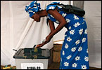 In its second presidential election since the 1994 genocide, Rwanda is expected to re-elect President Paul Kagame, who faces accusations of political repression.