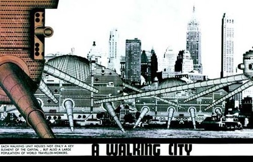 The City Is A Battlesuit For Surviving The Future