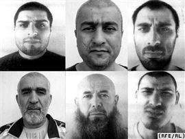 Islamic militants who escaped from prison in Dushanbe