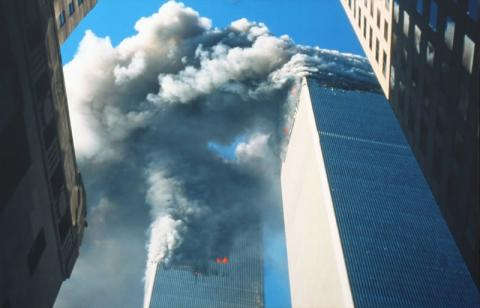 Bill Biggart took his last breath moments later when the North Tower of the World Trade Center collapsed upon him