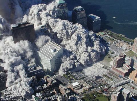 Freedom of Information Act NYC Police Aviation Unit World Trade Center collapse
