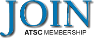 Image link to the ATSC policy page describing membership requirements and dues schedule.