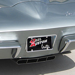 Customized Corvette Exhaust #1