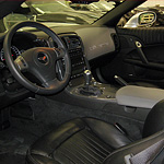 Customized Corvette Interior #5