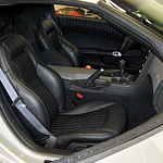 Customized Corvette Interior #2
