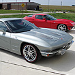 Custom Corvette Coupe #11