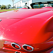 Custom Corvette Roadster #16