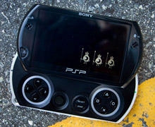 Sony's PSPgo Stokes Gadget Lust But Disappoints Seasoned Gamers