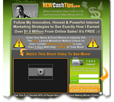 exit splash new cash tips How To Increase Website Conversions