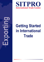 Getting Started in International Trade