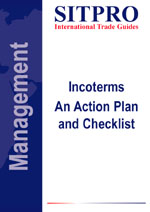 Incoterms - An Action Plan and Checklist