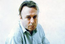 English-American author and journalist Christopher Hitchens has cancer of the oesophagus. Photo / Supplied