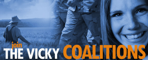 Join The Vicky Coalitions