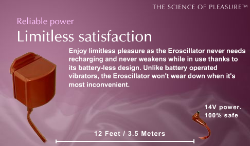 Screenshot 7 The Eroscillator 2 Plus: Gentle & Intense All At Once