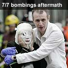 7/7 bombings video of aftermath