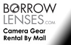 Borrow Camera Gear Online - Try Before You Buy!