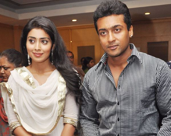 Suriya, Shriya discover the