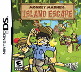 Monkey Madness: Island Escape