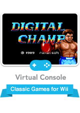 Digital Champ Battle Boxing