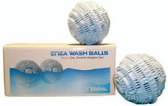 Click Here for more information or to order the Enza Wash Ball or Septic Helper 2000 and receive up to $40 off