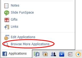 browse more apps
