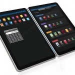 Kno Dual Screen Tablet Open