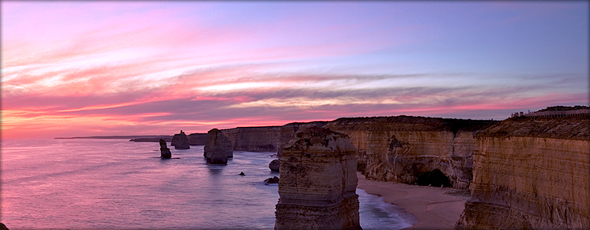 The majestic Twelve Apostles. Photo credit - ccdoh1.