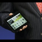 BlackBerry PlayBook announced
