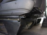 Fitting MG Seats