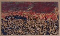 Nancy Friese, River Aven (from Portfolio 2000: Worlds of Printmaking)