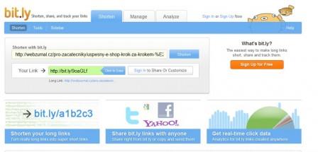 bit. ly screenshot