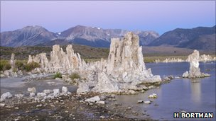 Mono Lake, California (H Bortman)