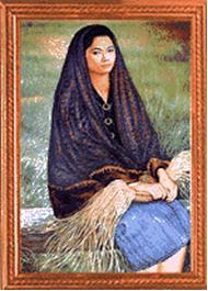 Mahsuri's Portrait