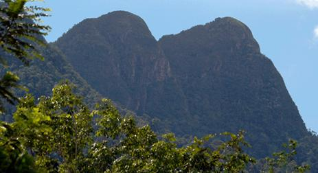 Mount Machincang GeoPark