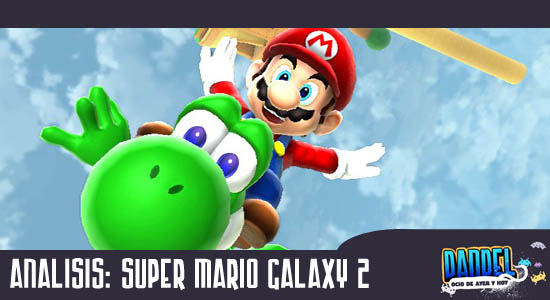 Analisis SMG2 Analisis: Super Mario Galaxy 2