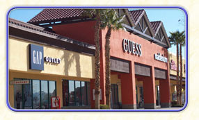 Tanger Outlet Stores Barstow, CA