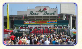 Rose Bowl Fea Market
