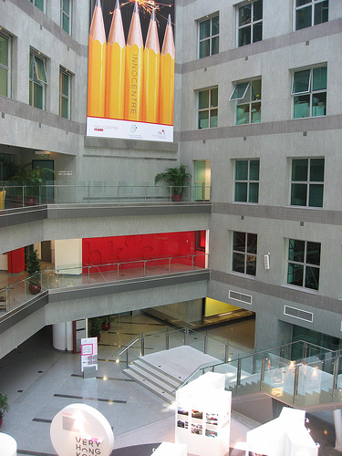 Innocentre Atrium