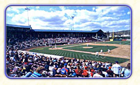 Diamond Stadium / Storm Baseball - Baseball Stadium in Lake Elsinore