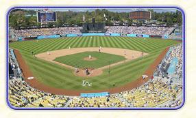 Dodgers Stadium - Los Angeles, CA