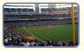 Petco Park - Home of the Padres Baseball!