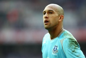 Tim Howard, Everton