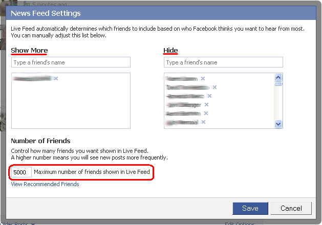 News Feed Settings Facebook Ultimate Facebook Guide: How To, Tips, Tricks, Etiquette