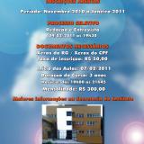 Curso Livre de Teologia 2011