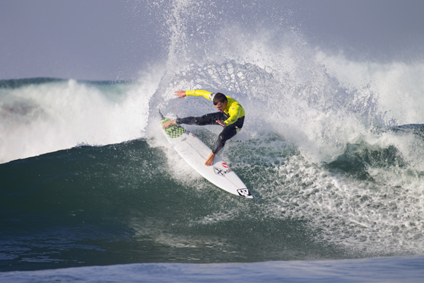 Gabe Kling and Lakey Peterson Claim ASP North American Titles