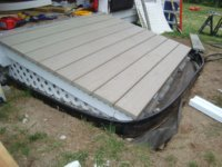 the ramp deck boards are in place